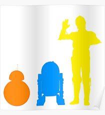Droids Poster