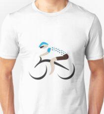 The Cyclist - AG2R La Mondiale  Unisex T-Shirt