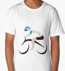 The Cyclist - AG2R La Mondiale  Long T-Shirt