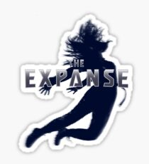 The Expanse - Floating Body variant Sticker