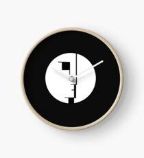 Bauhaus Clock