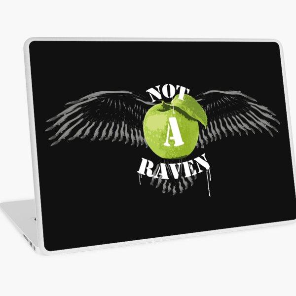 Hempel's Raven Laptop Skin
