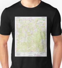 USGS TOPO Map Florida FL Darlington 345730 1973 24000 Unisex T-Shirt