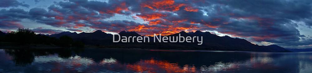 lake Wakitipu Sunrise 2 by Darren Newbery
