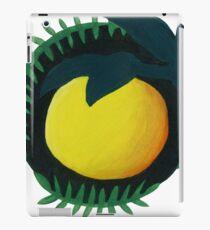 Yuzu Botanical Painting iPad Case/Skin