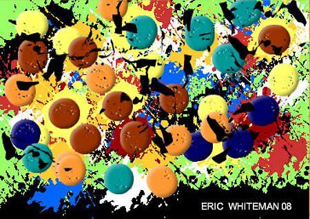(HALFWAY HOUSE) ERIC WHITEMAN ART by eric  whiteman