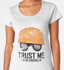 Team Fortress 2 - Trust me! I'm an Engineer! Women's Premium T-Shirt
