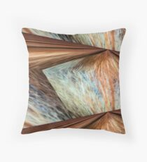 Electrifying Throw Pillow