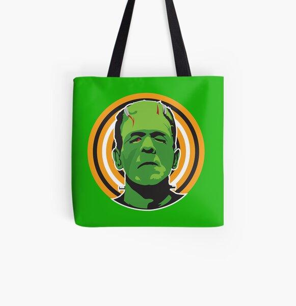 Big Frank All Over Print Tote Bag