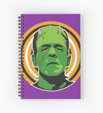 Big Frank Spiral Notebook