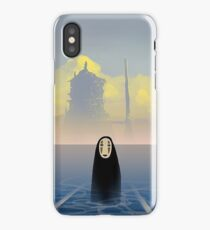 Spirited Away - Smartphone Cover & Poster iPhone Case