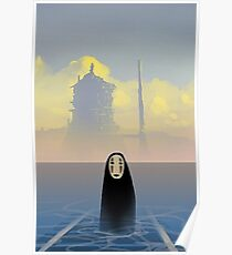 Spirited Away - Smartphone Cover & Poster Poster