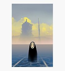 Spirited Away - Smartphone Cover & Poster Photographic Print