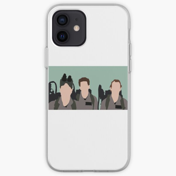 ghost busters iPhone Soft Case