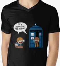 Dr Who - Tardis Doctors chibi T-Shirt