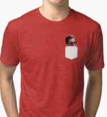 Jake Peralta Pocket Version Tri-blend T-Shirt