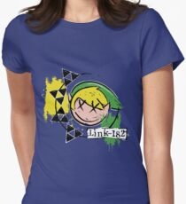 Link-182 - Master Quest! Womens Fitted T-Shirt