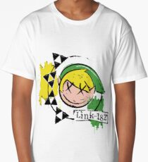 Link-182 - Master Quest! Long T-Shirt