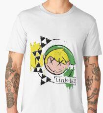 Link-182 - Master Quest! Men's Premium T-Shirt