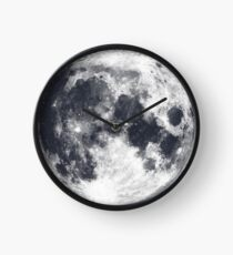 Silver Moon Uhr