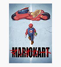 Super Akira! - Poster Photographic Print