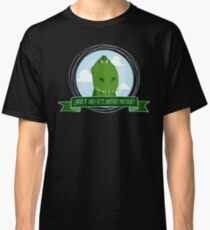 Rex is scared Classic T-Shirt