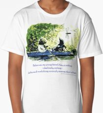 Messing About in Boats Long T-Shirt