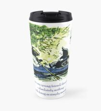 Messing About in Boats Travel Mug