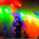 Rainbow Music - Trombone Solo in the Limelight by Georgia Mizuleva