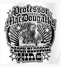 Professor Mac Poster