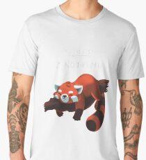 Red Panda - Lazy to do list Men's Premium T-Shirt