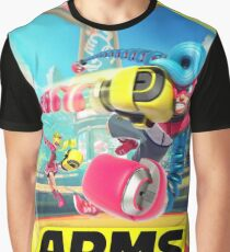 ARMS Graphic T-Shirt