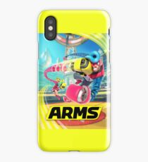 ARMS iPhone Case/Skin