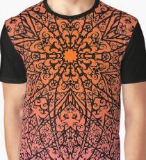 Mandala *pink orange* Graphic T-Shirt