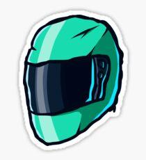 Hotline Miami Biker Helmet(Original) Sticker