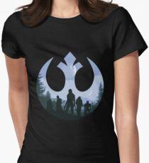 Star Wars Shirt Womens Fitted T-Shirt