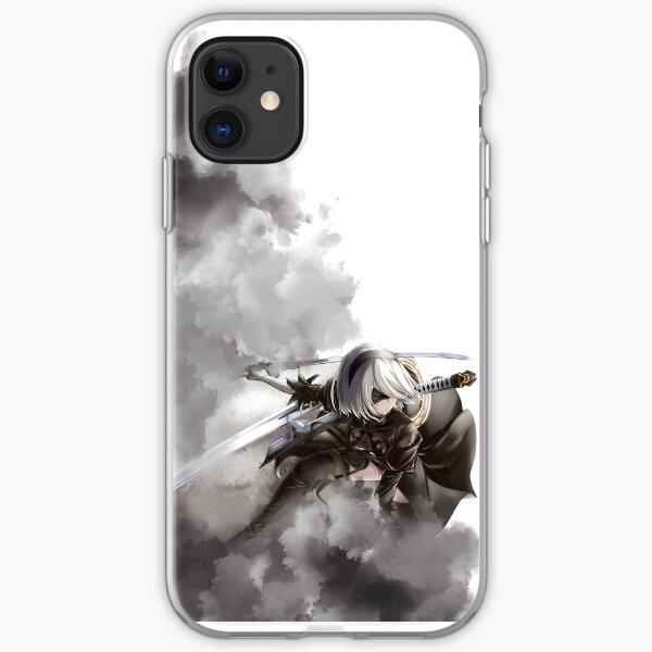 Nier Automata - 2b iPhone Soft Case
