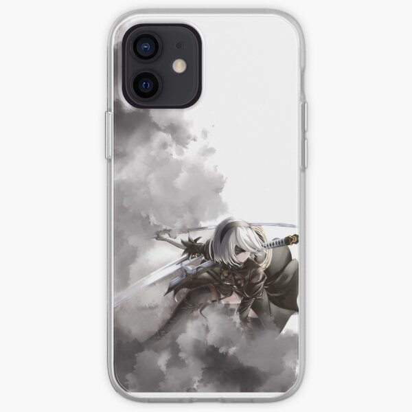 Nier Automata - 2b iPhone Soft Case