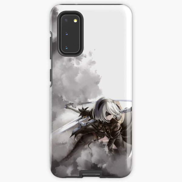 Nier Automata - 2b Samsung Galaxy Tough Case