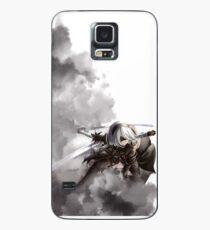 Funda/vinilo para Samsung Galaxy Nier Automata - 2b