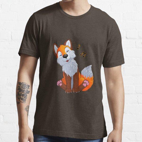 Singing, swinging foxy Essential T-Shirt