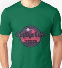 Cantina Band Cafe Tatooine Shirt Unisex T-Shirt