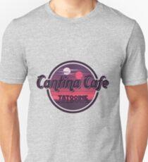 Cantina Band Cafe Tatooine Shirt Unisex T-Shirt