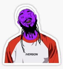 Post Malone Sticker