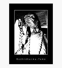 Bodhidharma-Tamo Photographic Print