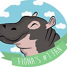 Fiona's #1 Fan by Audrey Torrence