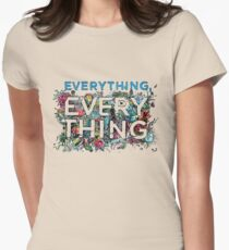 Everything Everything Womens Fitted T-Shirt