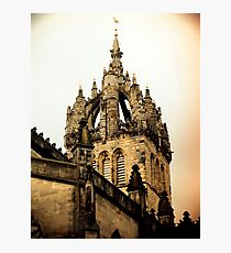 high kirk Photographic Print