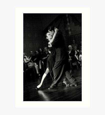 El Alma del Tango Art Print