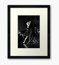 El Alma del Tango Framed Print
